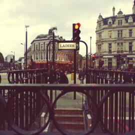Acha que já viu de tudo? Este bairro em Londres te prova o contrário.