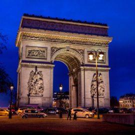 Curiosidades sobre o Arco do triunfo, em Paris