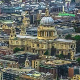 Saiba mais sobre a incrível St. Paul's Cathedral!
