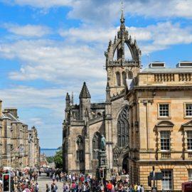 Conheça alguns programas imperdíveis em Edimburgo!