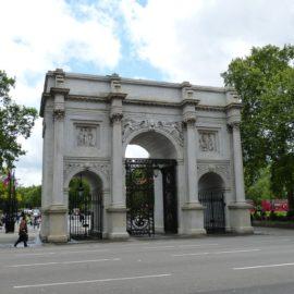O Marble Arch e suas curiosidades