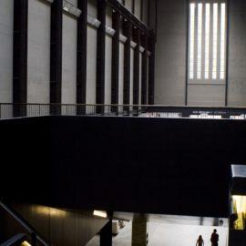 As galerias de arte em Londres