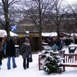 Especial Guias de Natal – Aproveite a data em Edimburgo!