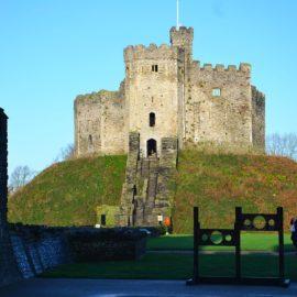 As maravilhas de Cardiff, no País de Gales!
