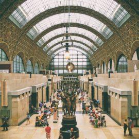 Conheça o museu de Orsay na França!
