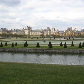 Palácio e Parque de Fontainebleau