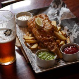 Que tal um tour gastronômico pela Escócia?