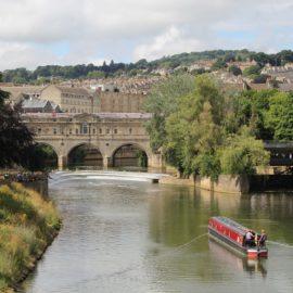 O que fazer por um dia em Bath, na Inglaterra!
