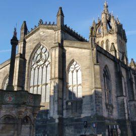 A Catedral de Saint Giles – História e beleza no centro de Edimburgo
