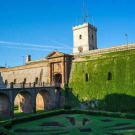 Conheça o Castelo de Montjuïc em Barcelona