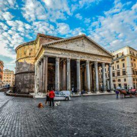 Panteão (Pantheon) na Itália – Conheça a história de um dos mais famosos e impressionantes prédios romanos