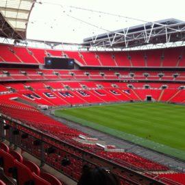 Conheça a história do Estádio de Wembley, em Londres