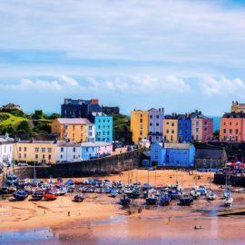 Tenby: uma pequena e apaixonante cidade de Gales para se conhecer e jamais esquecer!