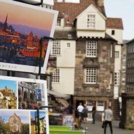 O que conhecer na Royal Mile em Edimburgo, Escócia