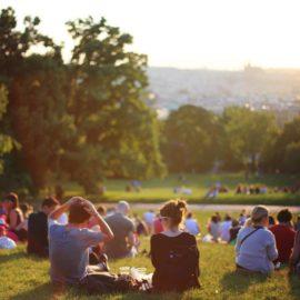 Jardins Públicos em Londres