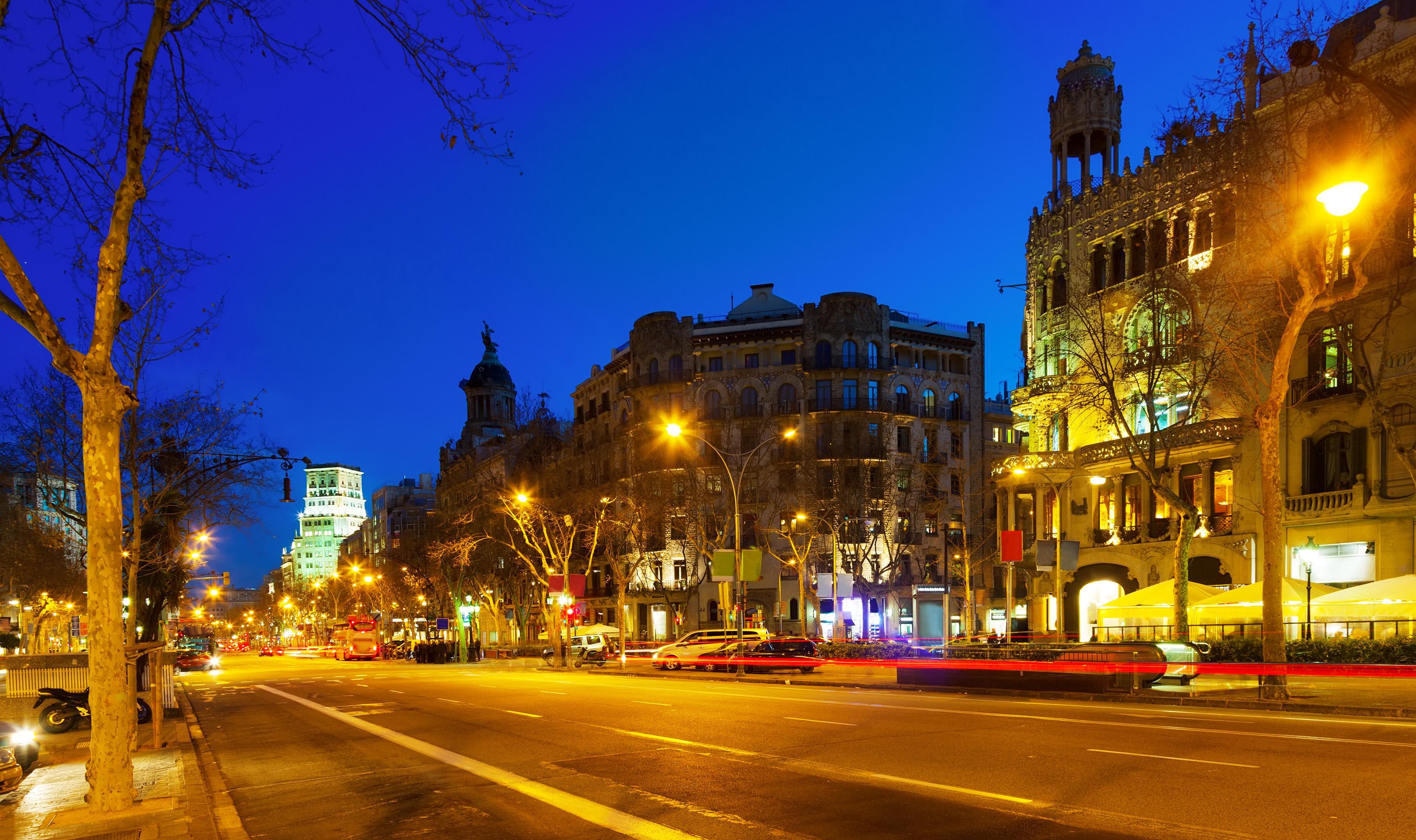 Gràcia: um bairro ideal para se conhecer na primavera em Barcelona