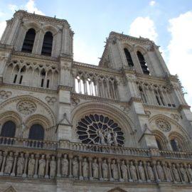 Paris: Já conheceu a incrível e medieval Catedral de Notre Dame?