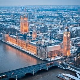 Londres no Inverno, atrações para todos!