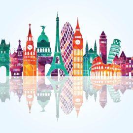 Porque escolher a Europa como destino de viagem?
